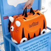 Trunki Kuffert teddy tiger