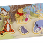 TY032 Wooden puzzle Peter plys