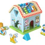 TY050 Wooden Activity House