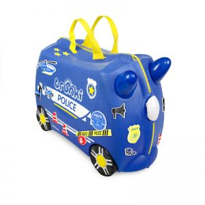 Trunki kuffert politibil